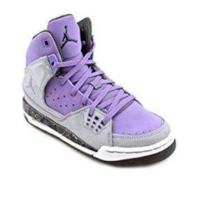 Girls Nike Air Jordan SC-1 (GS) Shoes